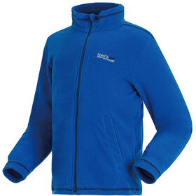 Regatta King II Fleece Jacket Kids Oxford Blue (Black)